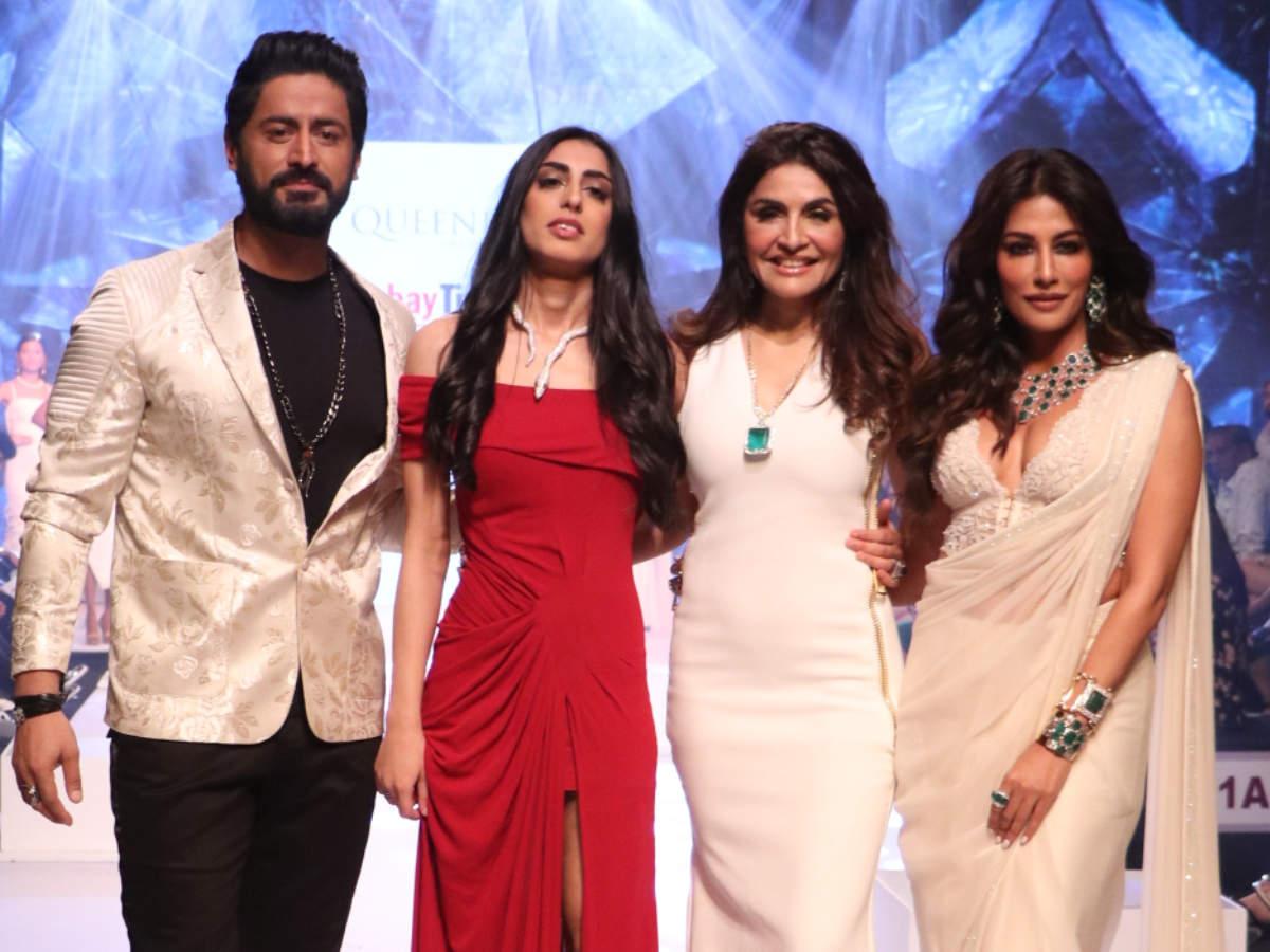 Mohit Raina, Tiara, Queenie Singh and Chitrangda Singh.