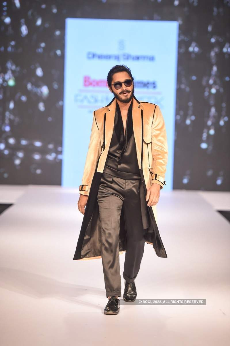 Bombay Times Fashion Week 2019: Dheeraj Sharma - Day 3