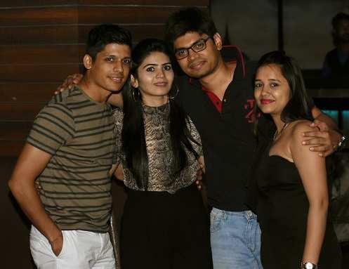 Sudip,Vidhi,Rahul,Rashi