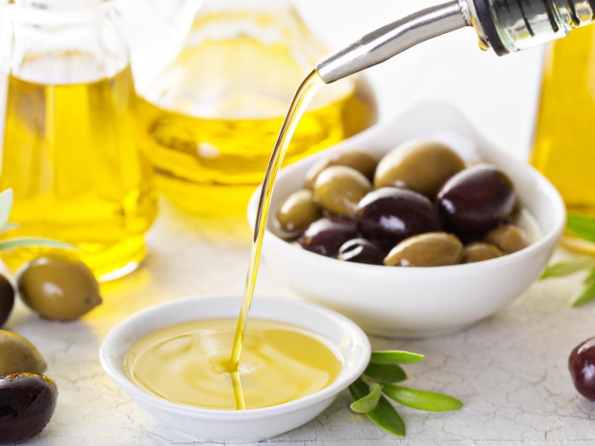 Mustard oil Vs olive oil
