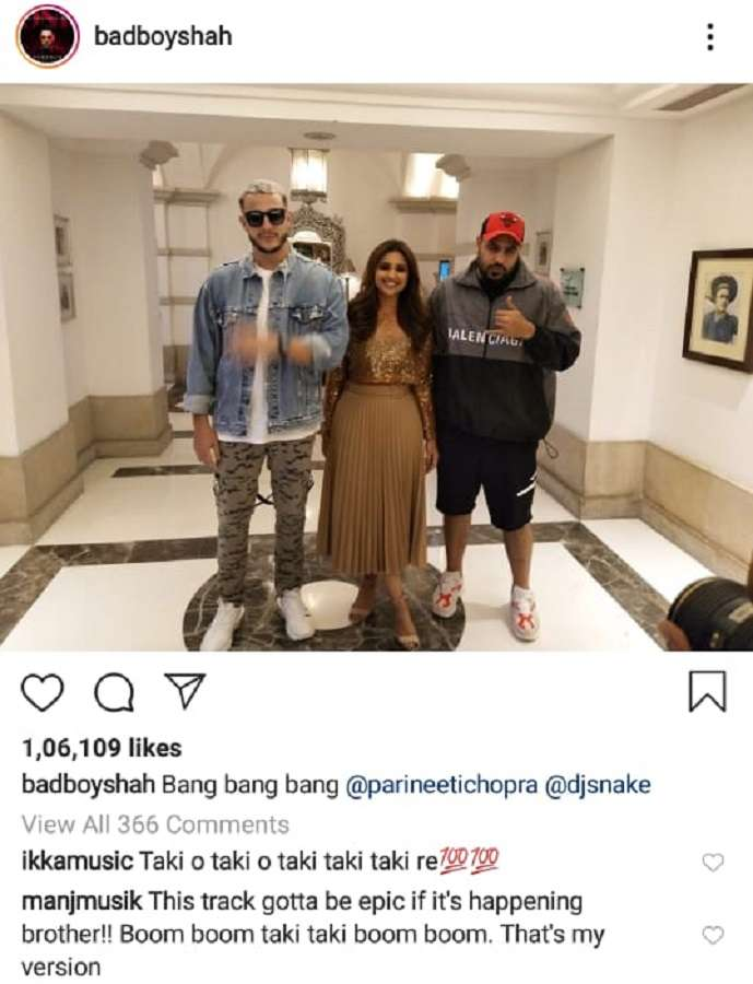 Badshah To Collaborate With Dj Snake For A Song Read Details