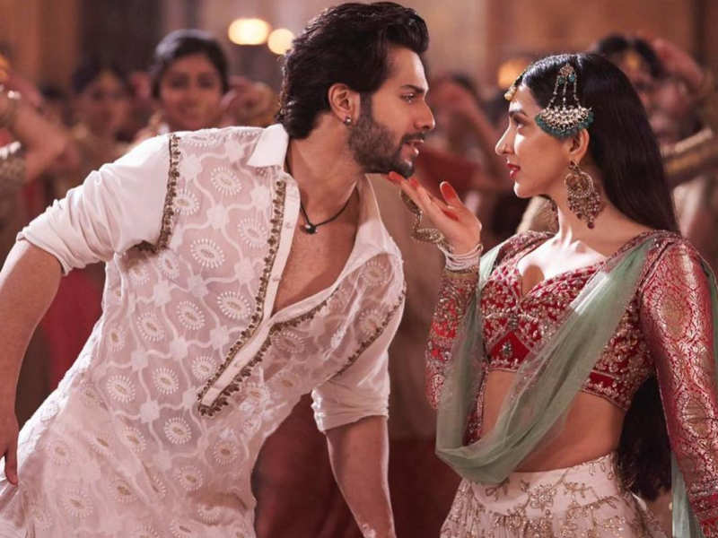 Kalank Song First Class Varun Dhawan Opens Up About