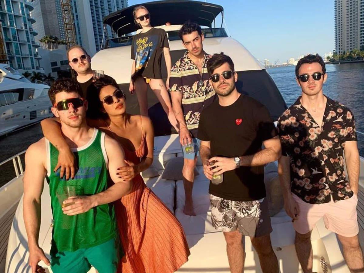Priyanka Chopra's Miami vacation