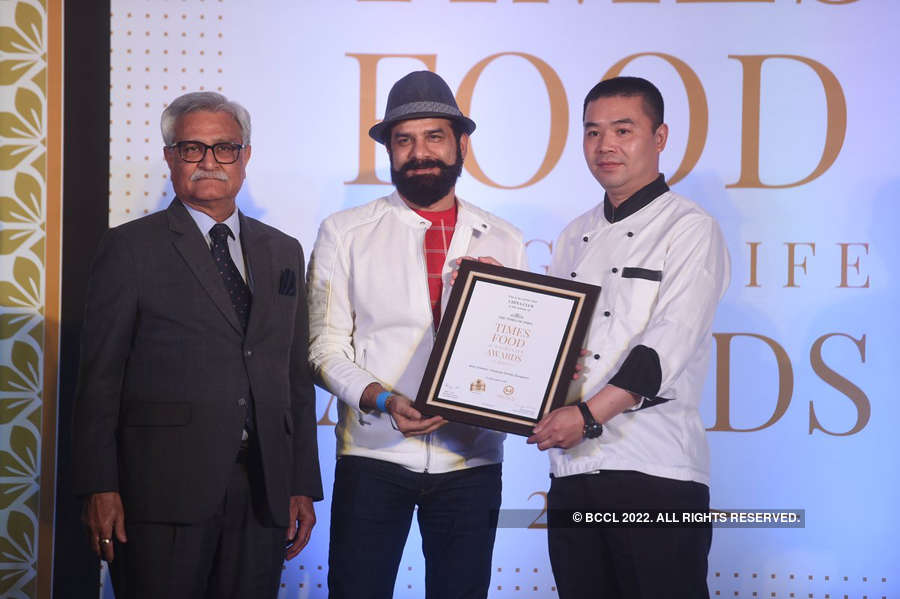 Times Food and Nightlife Awards '19 - Delhi: Winners