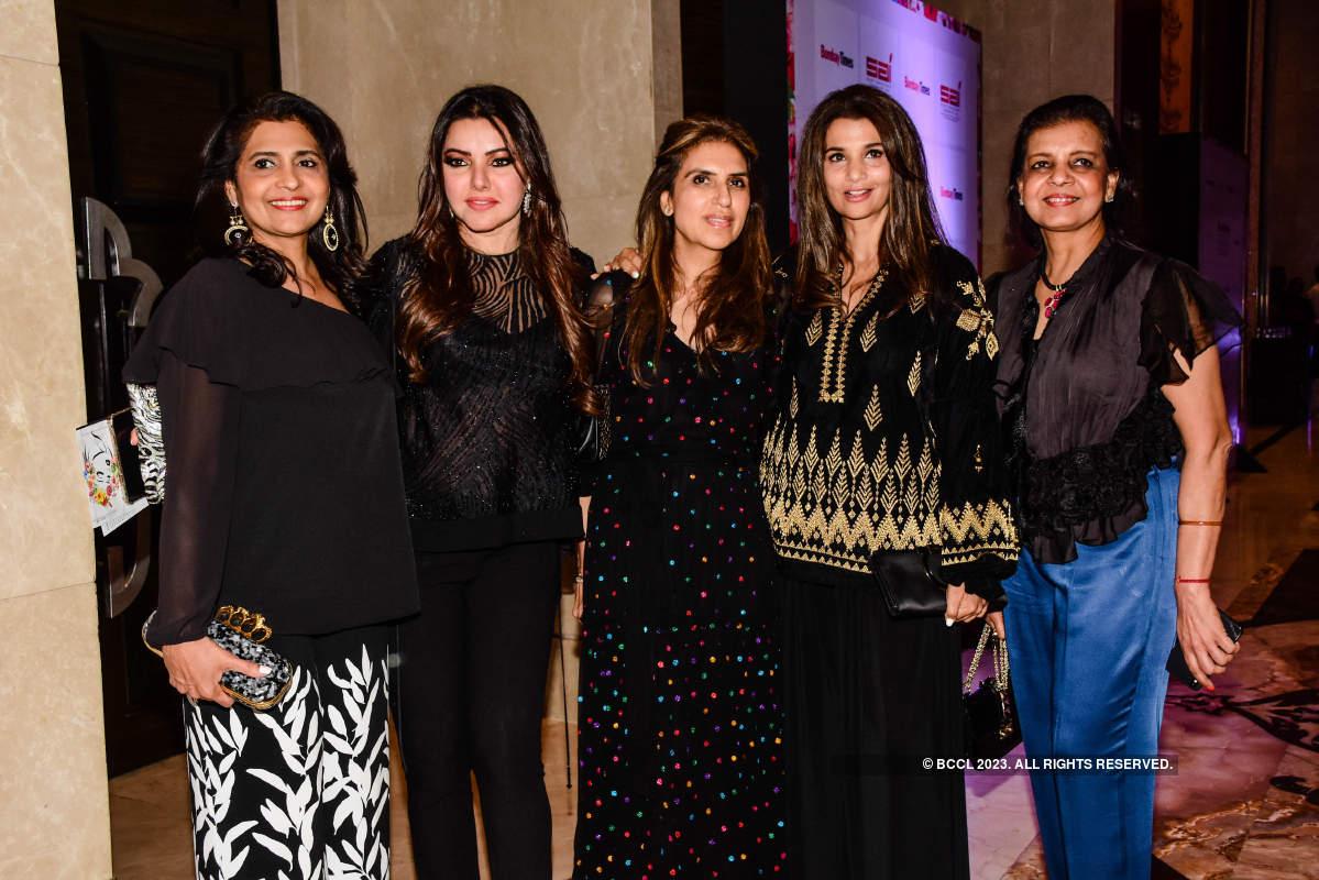 Celebs glam-up Bombay Times Fashion Week 2019