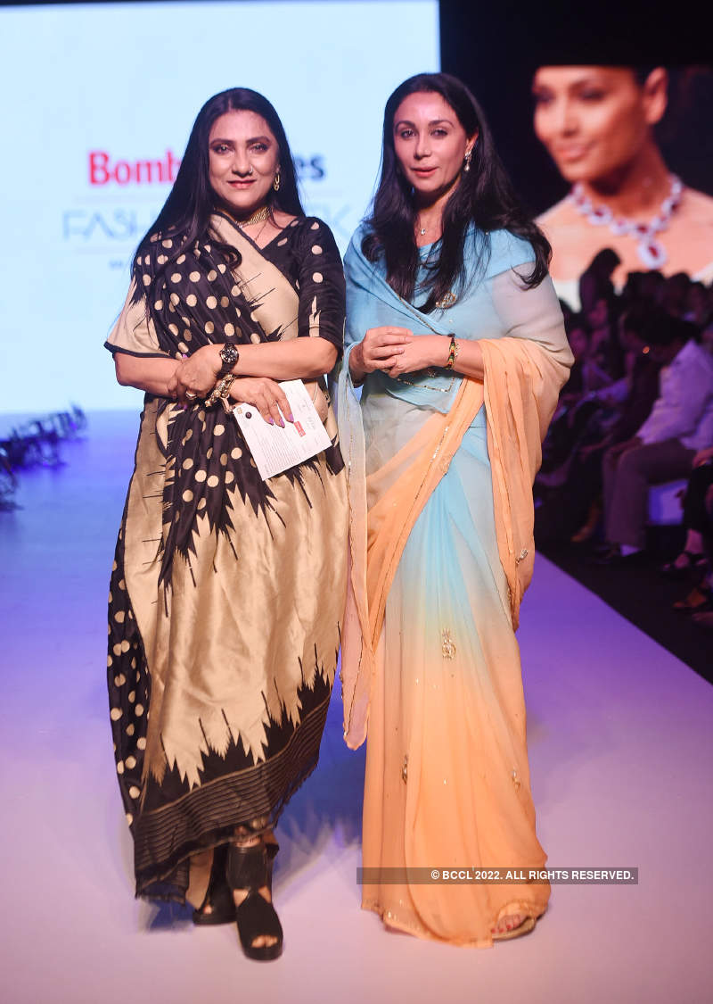 Celebs glam-up Bombay Times Fashion Week 2019