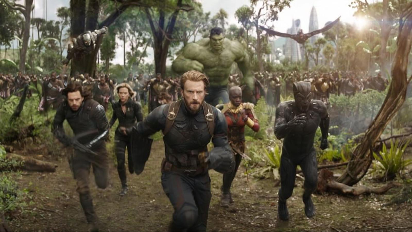 'Avengers: Endgame' runtime makes it longest Marvel movie ever