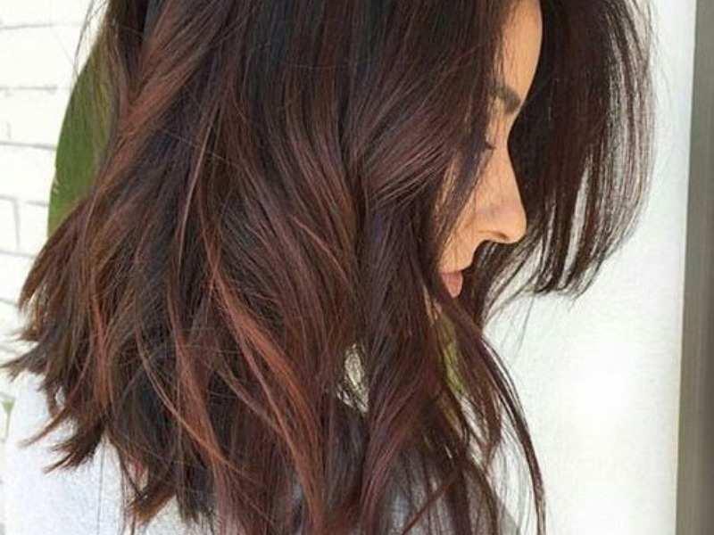 Best Hair Colours For Dusky Complexion