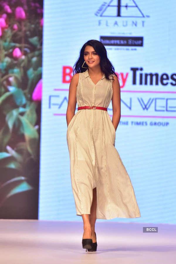 Ruhi Singh turns showstopper for Femina Flaunt