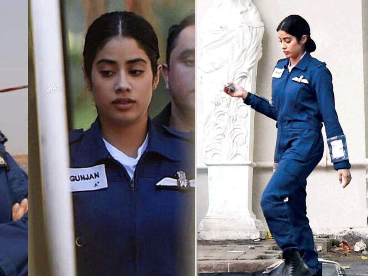 Know From Where Janhvi Kapoor To Take Flying Lessons For Gunjan Saxena Biopic