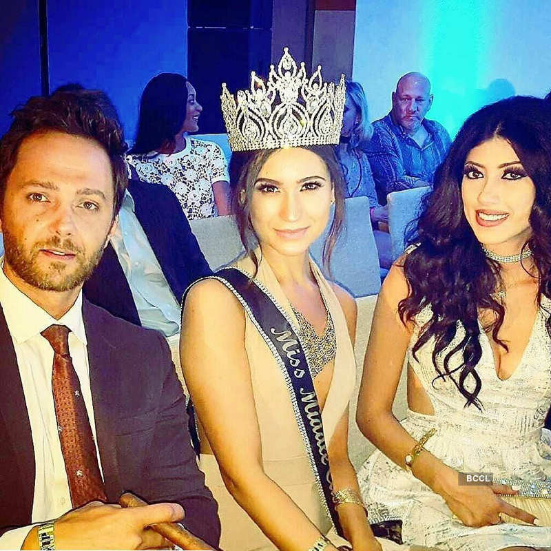 Zhala Tawfiq accuses pageant director for posting her nude photos on social media