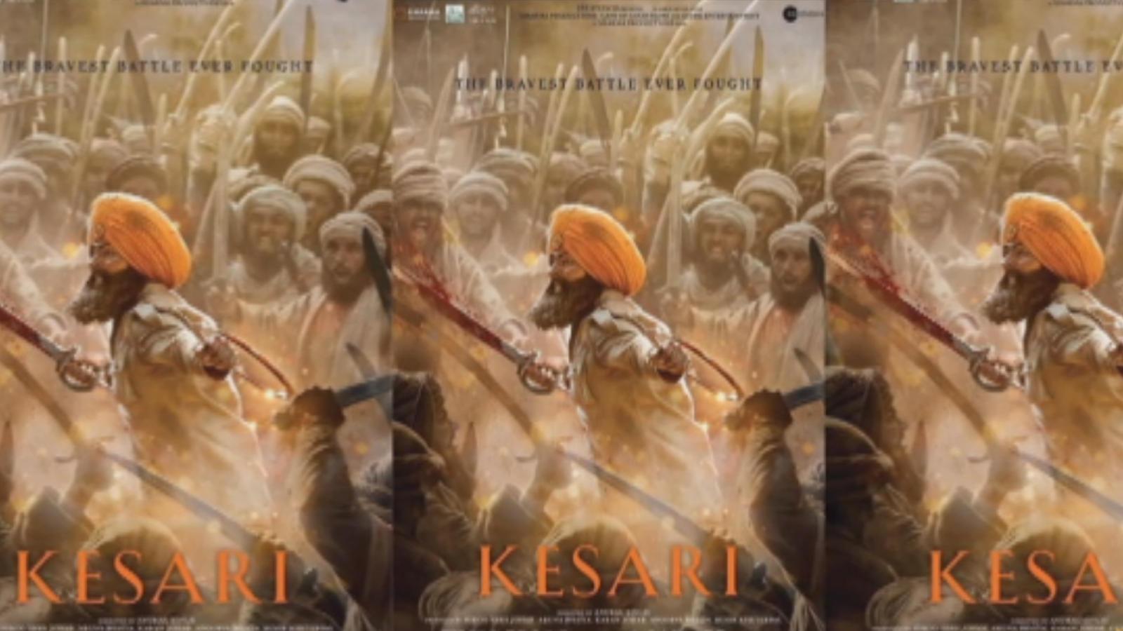 Historical drama 'Kesari' enters Rs 100 crore club