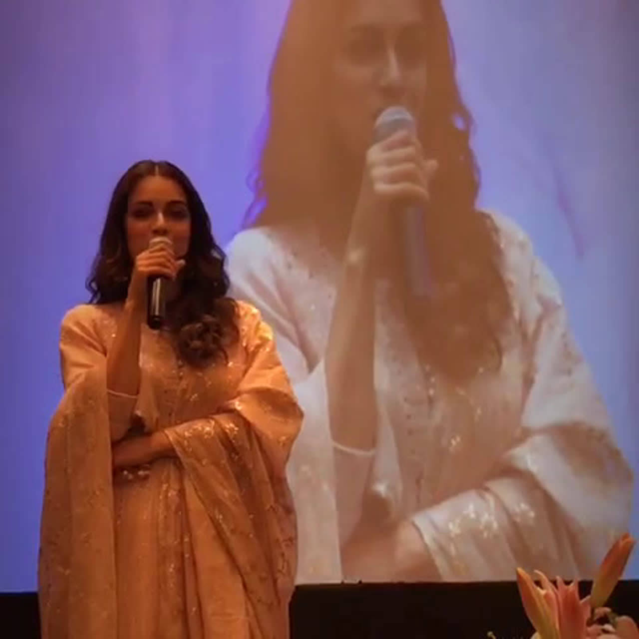 Dia Mirza talks about importance of financial empowerment for women