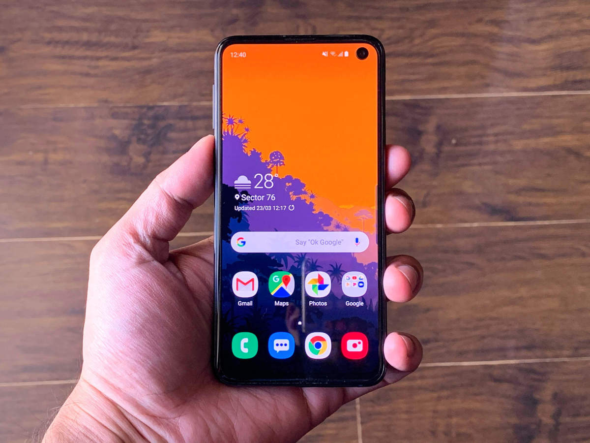 Samsung Galaxy S10e Price In India Full Specifications Features 26th Nov 2020 At Gadgets Now