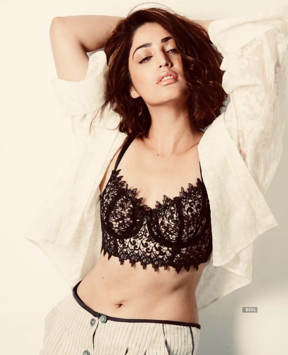 Yami Gautam sheds her 'sweet & simple' image with these gorgeous photoshoots