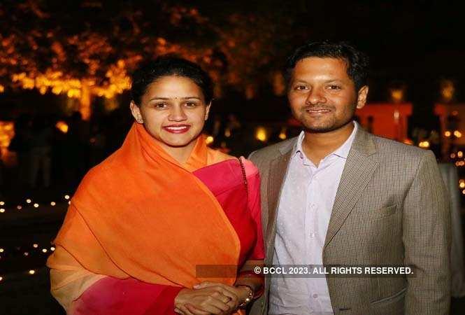 Ambika Kumari and Ajai Singh