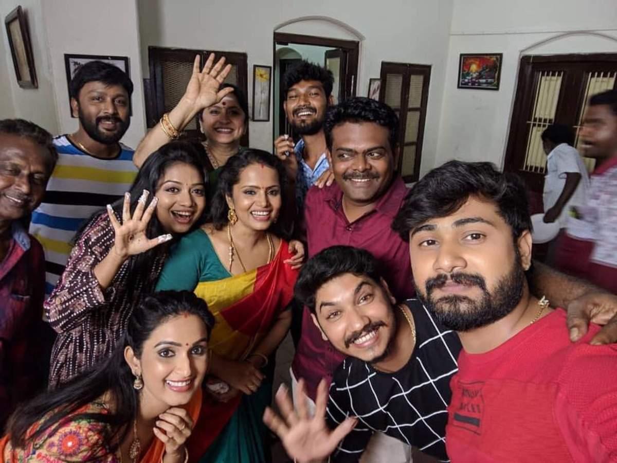 TV serial Mahalakshmi crosses 600 episodes milestone - 4