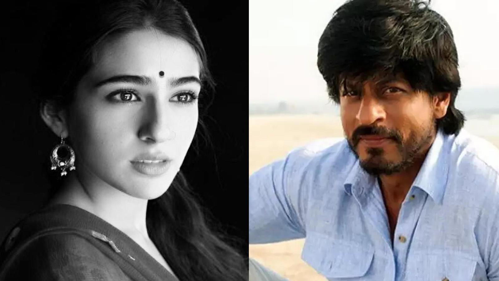 Sara Ali Khan addresses Shah Rukh Khan as 'uncle', SRK fans irked
