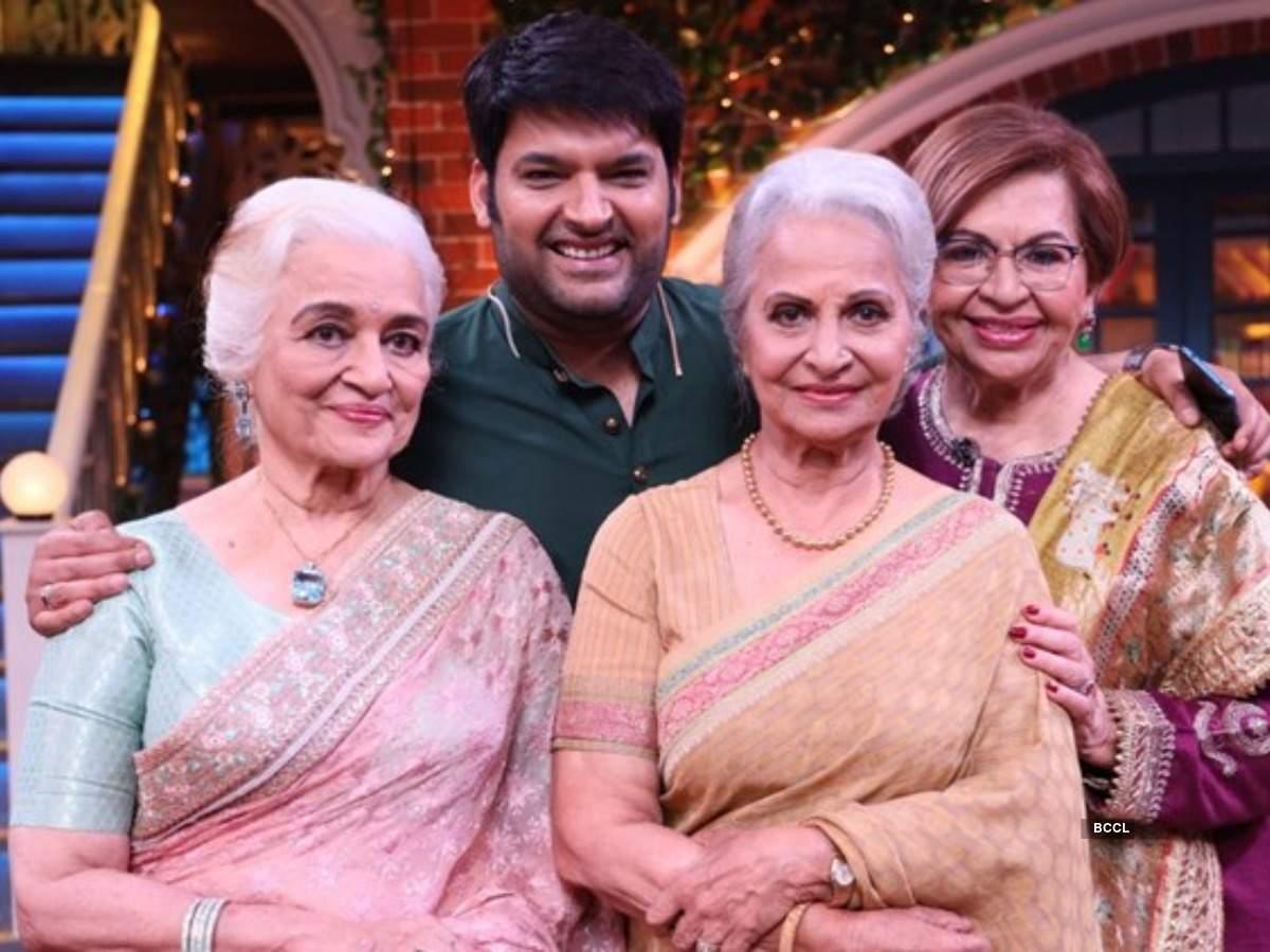 The Kapil Sharma Show Highlights: When a three year old