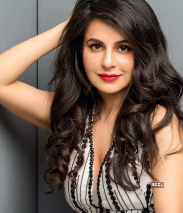 Roop Durgapal shoots for Indonesian TV show