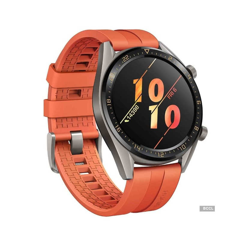 Huawei Watch GT Active and GT Elegant launched