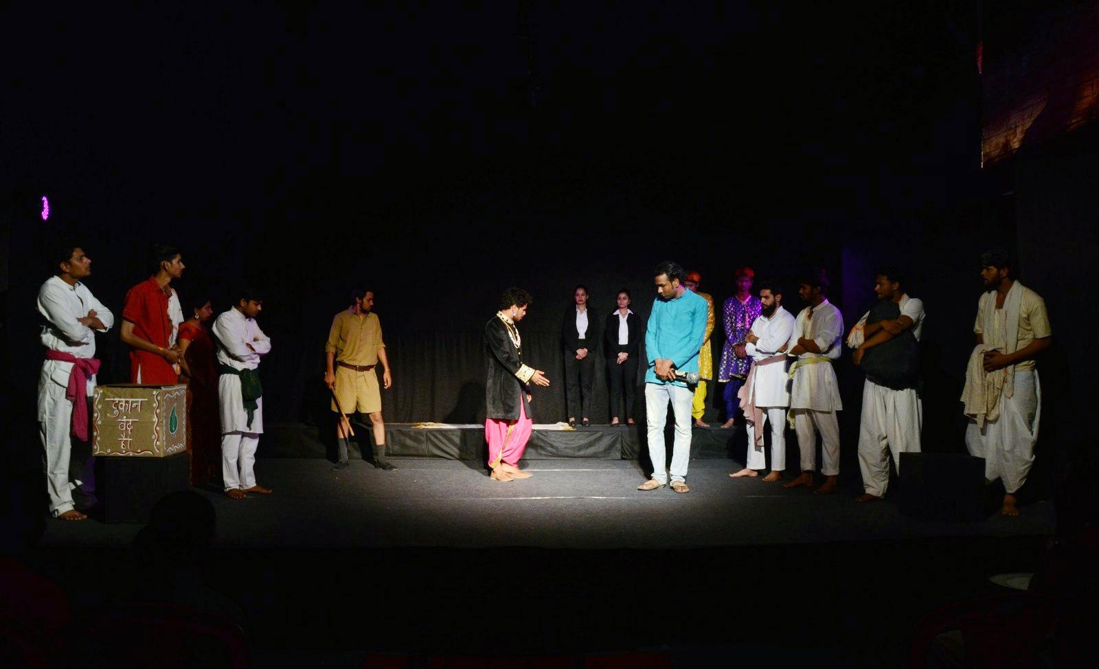 Sharad Joshi: A play of power and politics - Ek tha Gadha