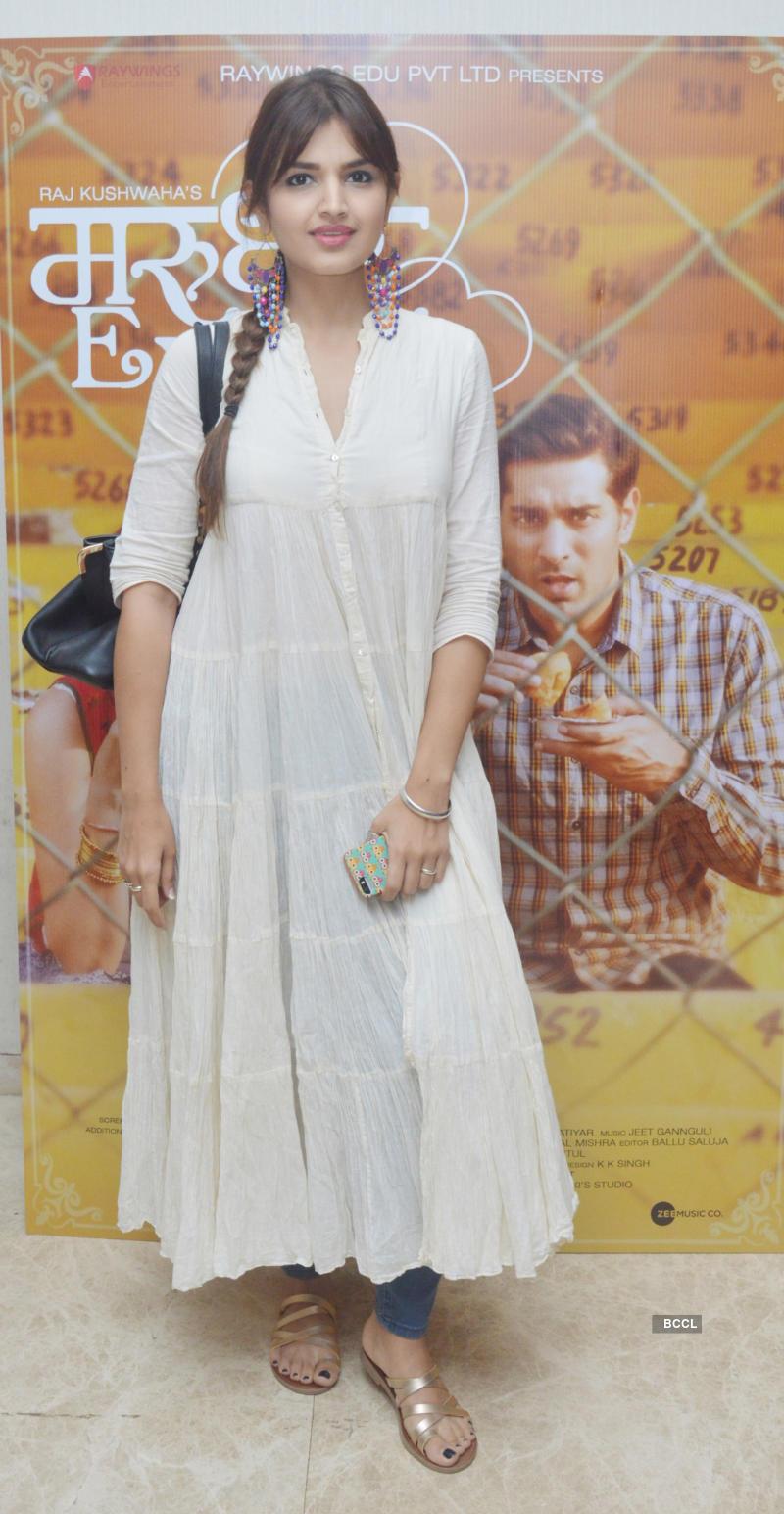 Marudhar Express: Trailer launch