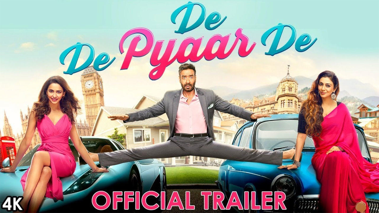 De De Pyaar De - Official Trailer
