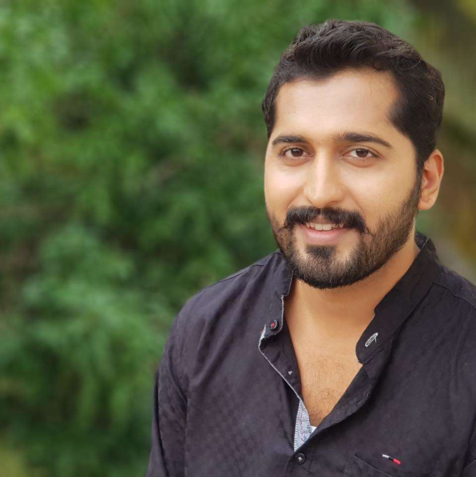 Arun G Raghavan