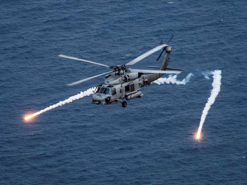 Image result for 24 Multi-role MH-60R Seahawk Marine Helicopters