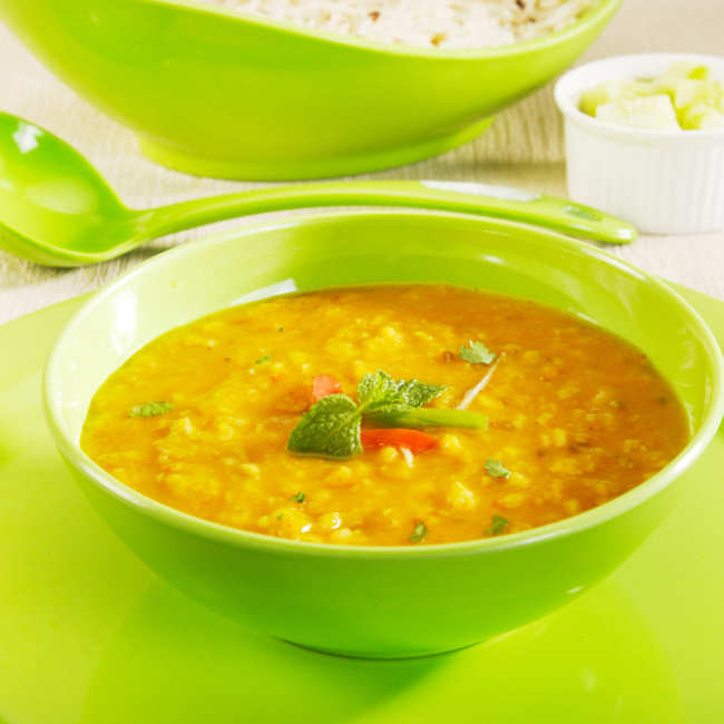 Moong Dal Soup Recipe: How to Make Moong Dal Soup Recipe | Homemade Moong Dal Soup Recipe