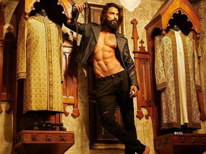 Prateek Jain's charismatic photoshoot is hard to miss