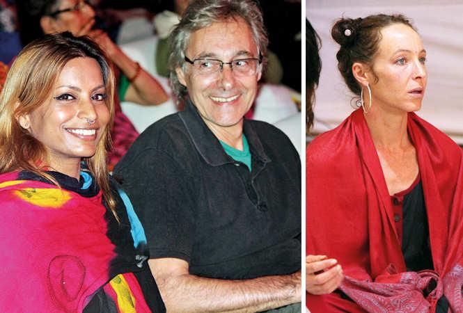 (L) Emma and Chrisrorhe (R) Lizo (BCCL/ Arvind Kumar)