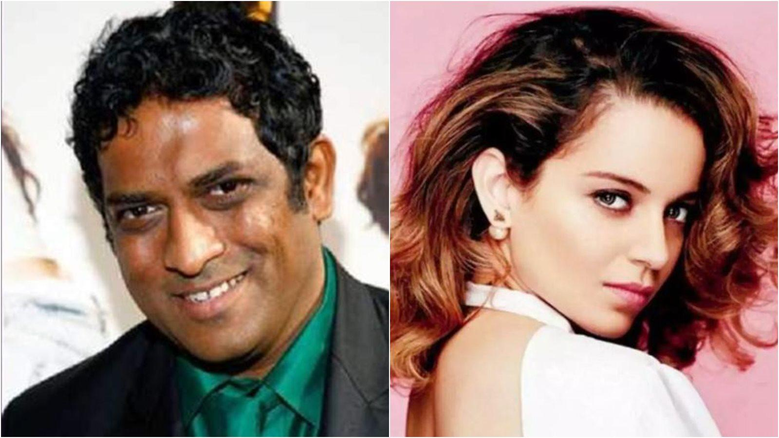 Kangana Ranaut opts out of Anurag Basu's film 'Imali', says have to focus on next directorial venture