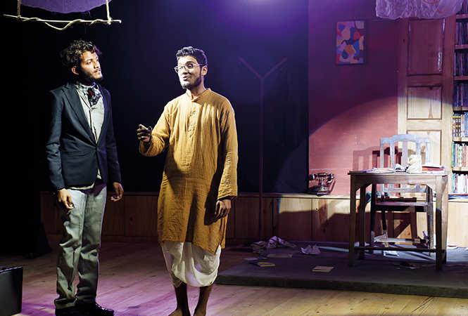 Shivam Singh and Aman Singh (BCCL/ Vishnu Jaiswal)