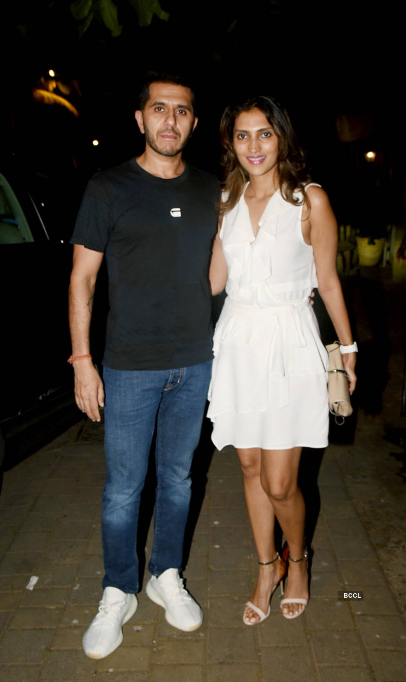 Katrina Kaif, Vicky Kaushal and other celebs attend Zoya Akhtar's party