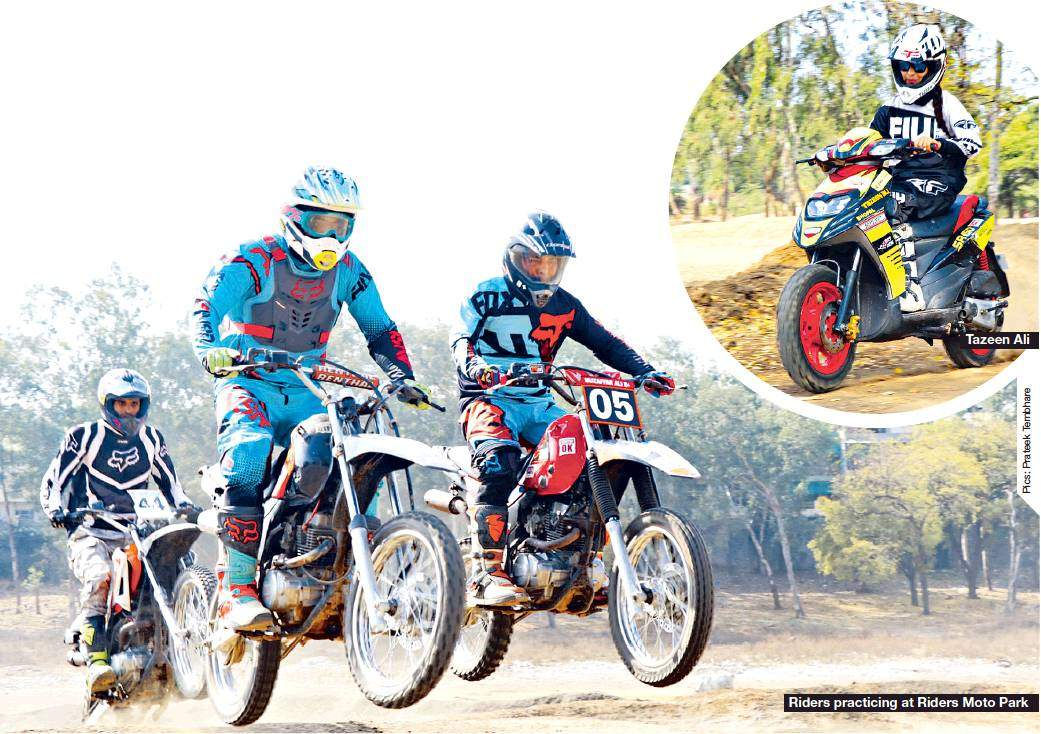 Dirt racing picks up speed in Bhopal city