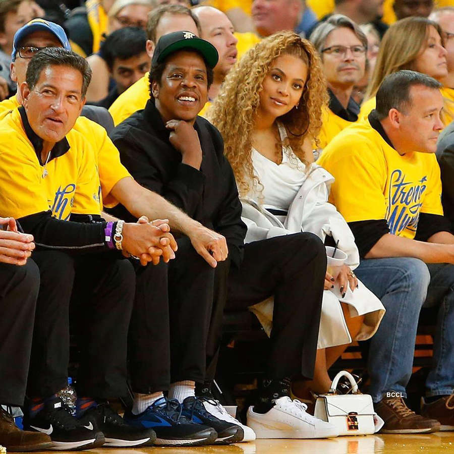 Celebs who are huge sports fans