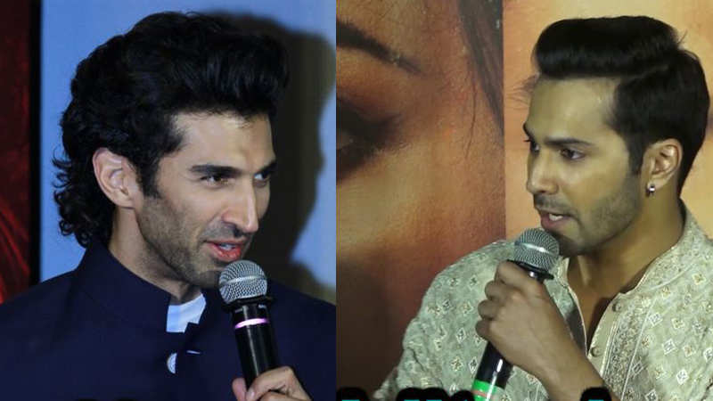 Varun Dhawan thinks Aditya Roy Kapur is expert in infidelity