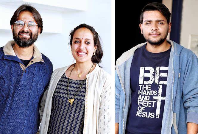 (L) Masto and Prasanna (R) Devang Tewari (BCCL/ Aditya Yadav)
