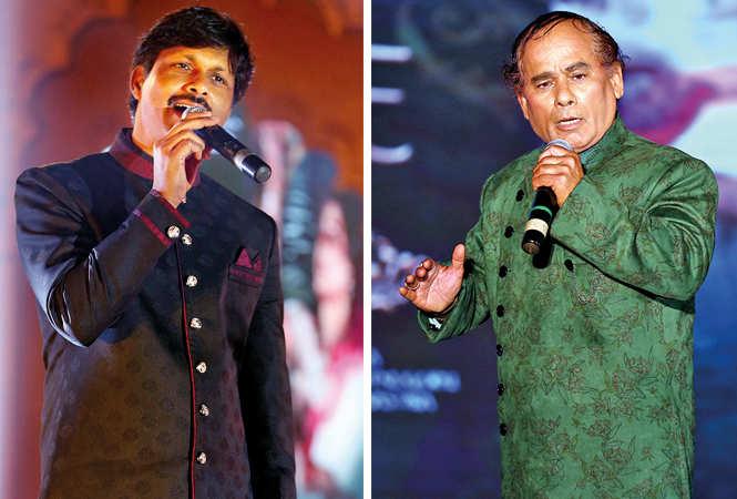 (L) Dr Hari Om (R) Lalit (BCCL/ Aditya Yadav)