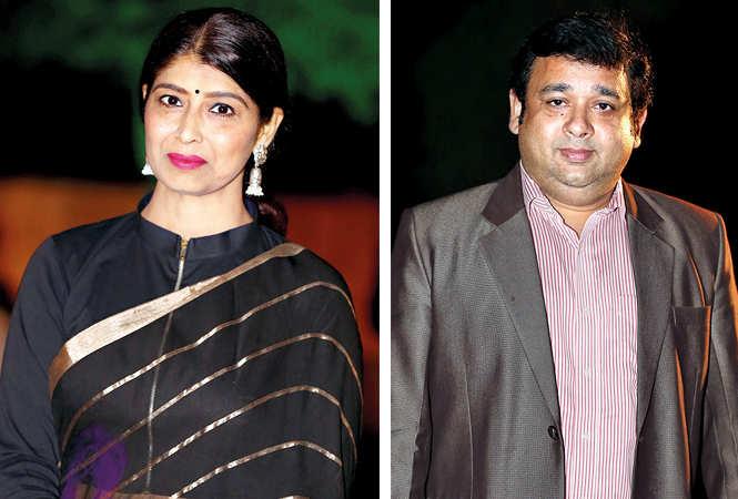 (L) Manisha (R) Mohammad Shariq (BCCL/ Aditya Yadav)