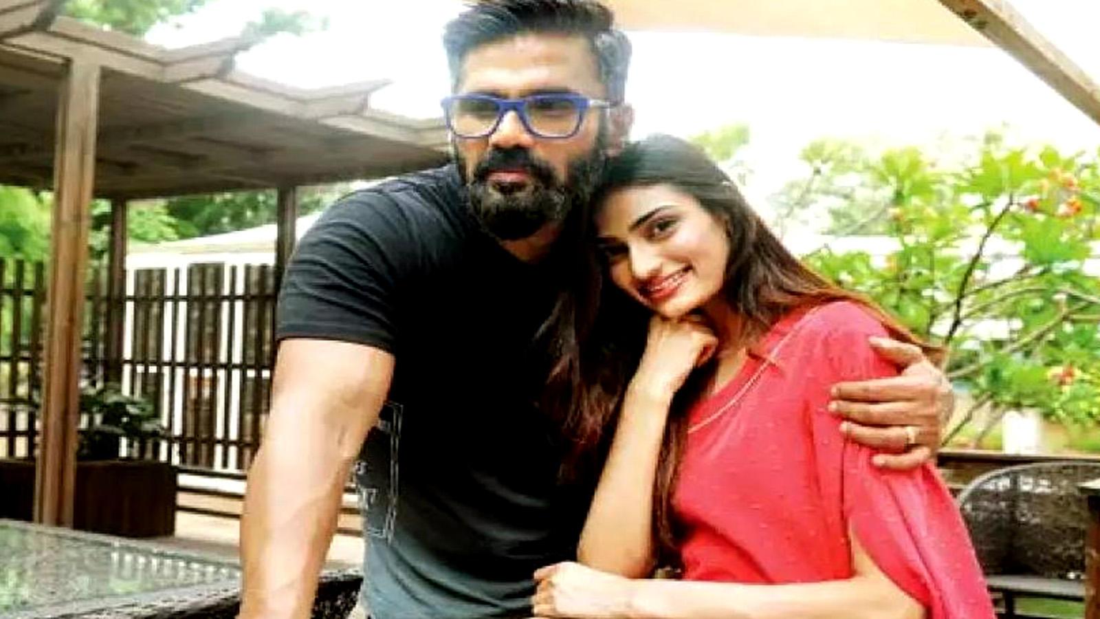 Suniel Shetty accused of interfering with daughter Athiya Shetty's upcoming film 'Motichoor Chaknachoor'