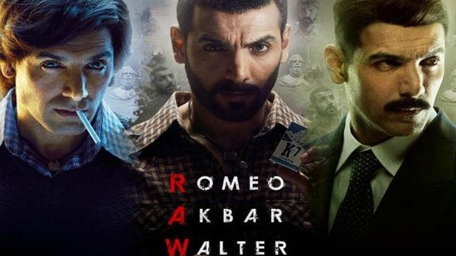 Romeo Akbar Walter: Public review of John Abraham and Mouni Roy starrer