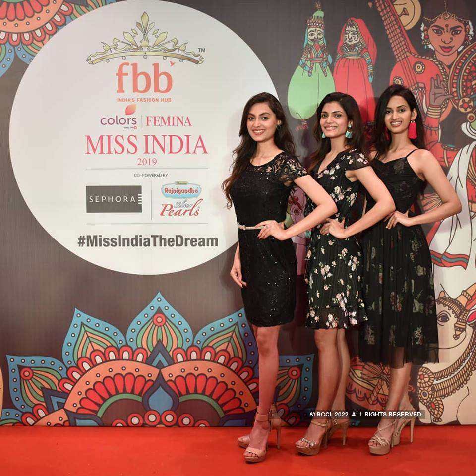 Miss India 2019: Chhattisgarh Auditions