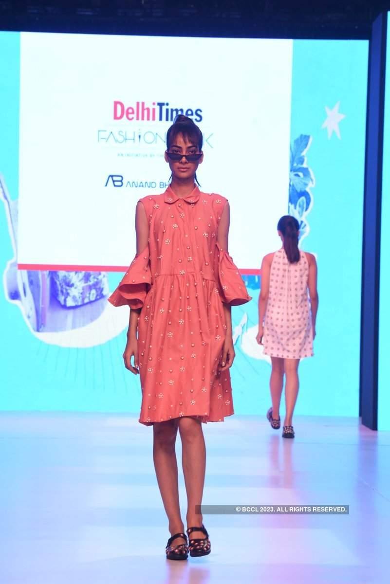 Delhi Times Fashion Week 2019: Anand Bhushan - Day 1