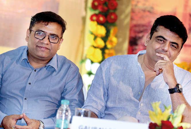 Nitish (L) and Vipul Rawal (BCCL/ Aditya Yadav)