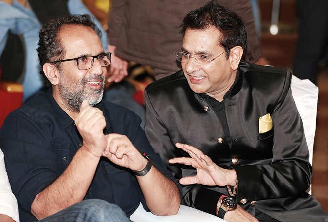 Anand L Rai (L) and Vinod Bachchan (BCCL/ Aditya Yadav)