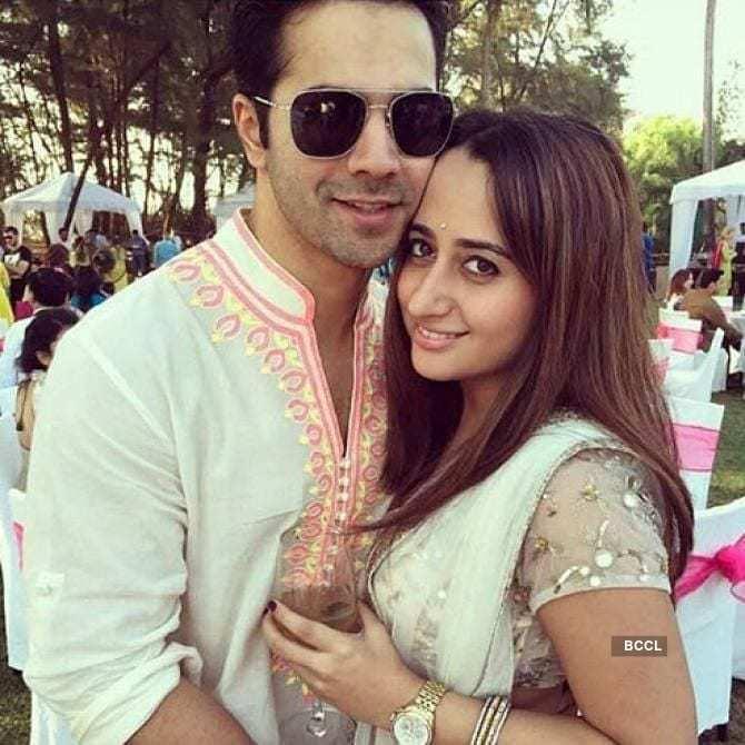A crazy fan threatens to kill Varun Dhawan's girlfriend Natasha Dalal, creates ruckus outside his Juhu residence