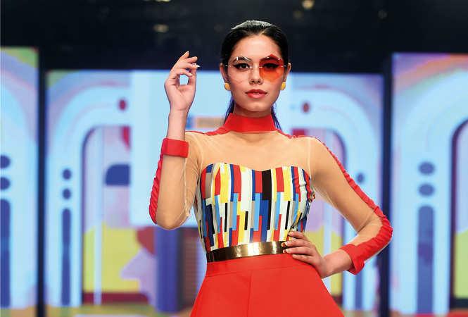 World-University-Of-Design-Show-RAN_7399-Siddhi-Gupta,-fbb-Colors-Femina-Miss-India-Uttarakhand-2019
